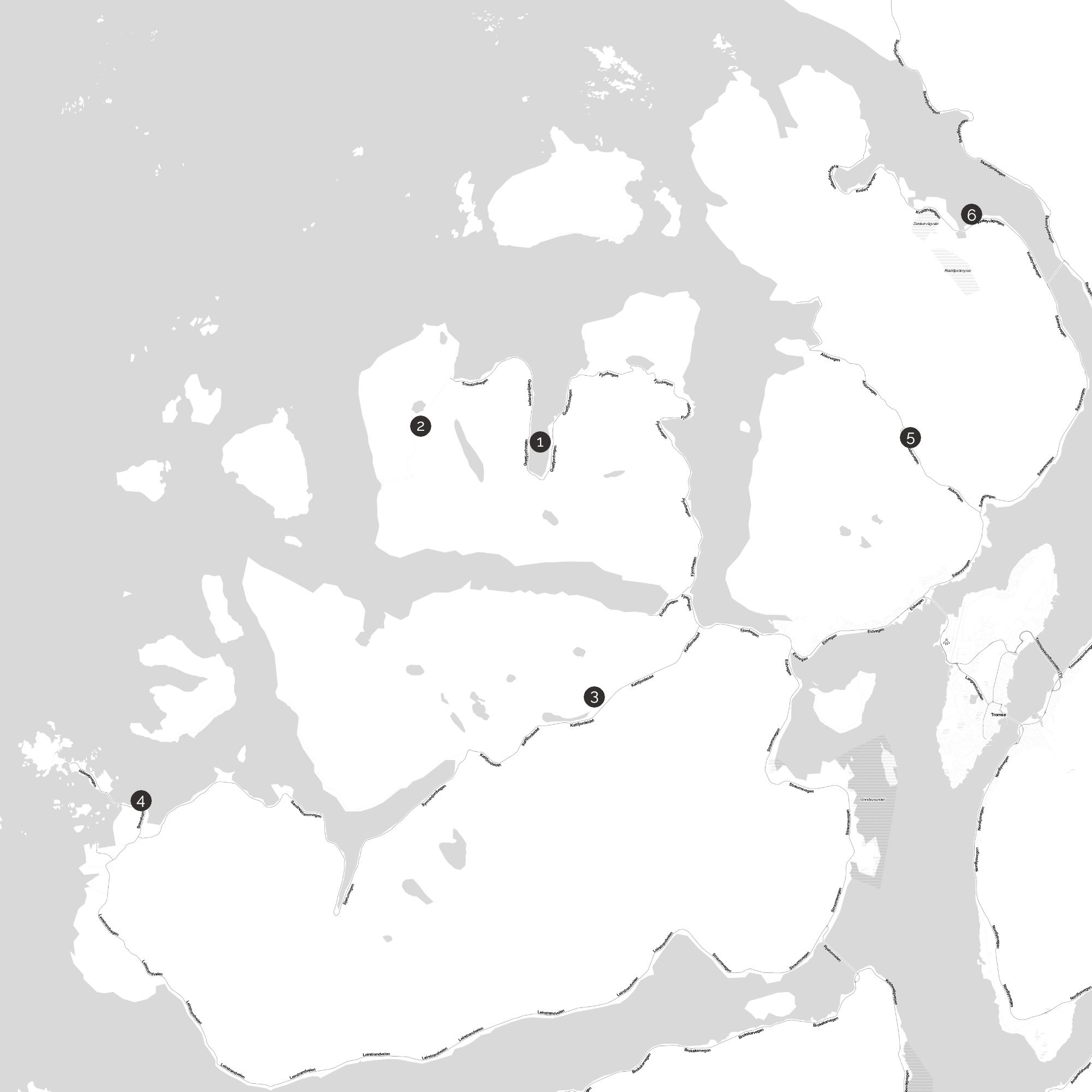 kvaloya map