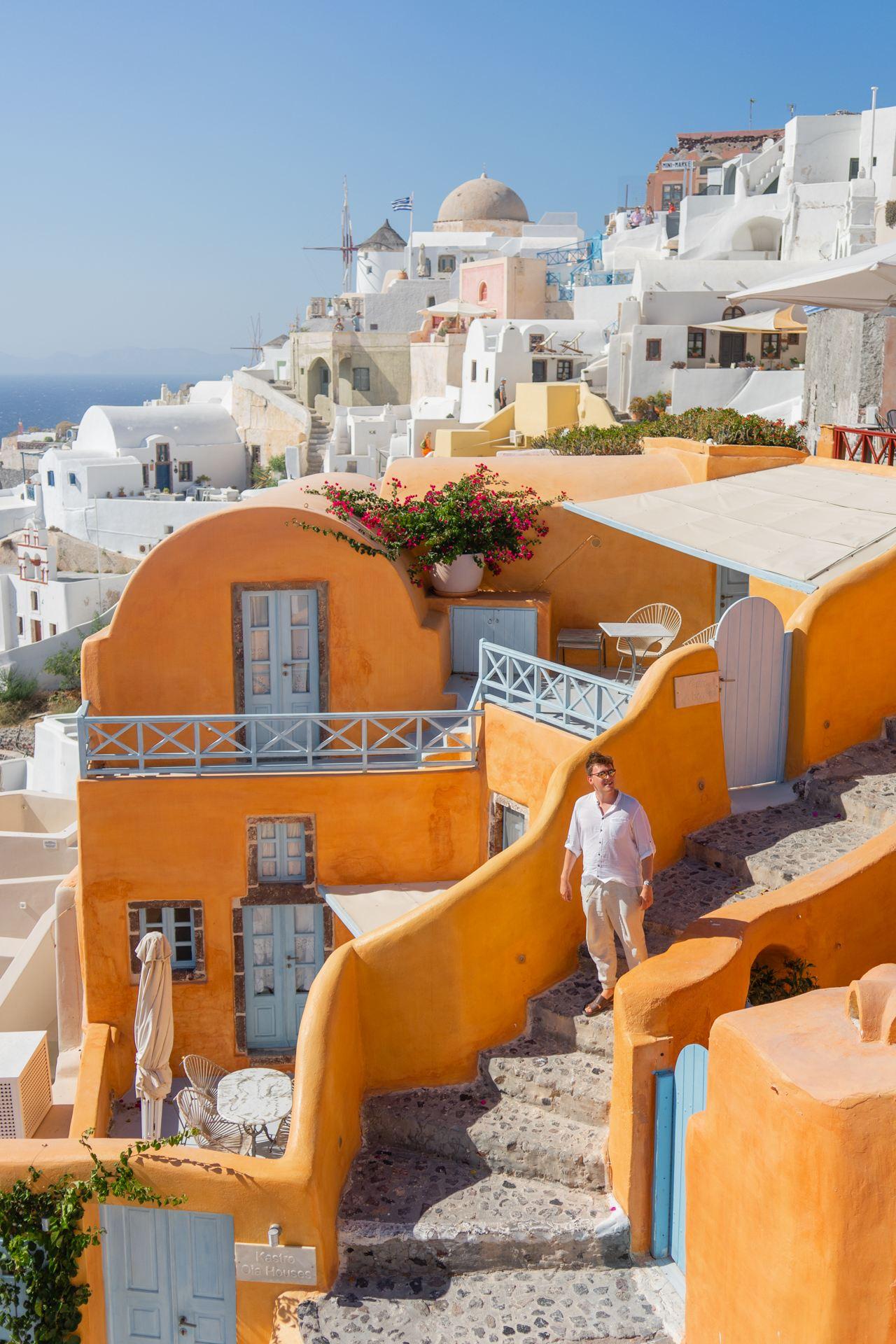 Kastro Santorini