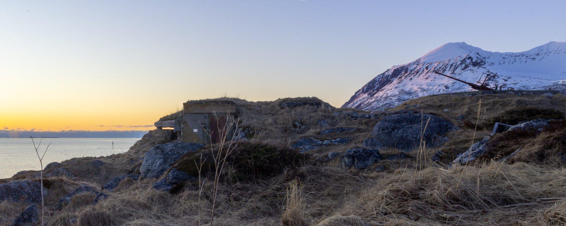 Skrolsvik Fort
